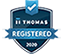 Thomas Registered